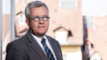 Der ehemalige Basler SP-Politiker Rudolf Rechsteiner ist seit Juni 2018 Präsident der Genfer Anlagestiftung Ethos.