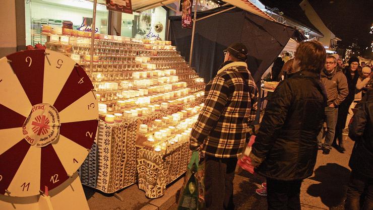 picture-2033726588-accessid-«Weihnachten in Frick» war dieses Jahr gut besucht – die Organisatoren sowie Laden- und Standbetreiber sind zufrieden.