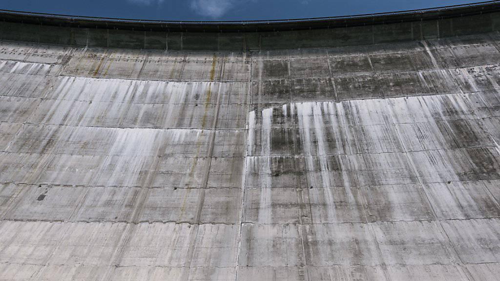 Die Wasserkraft entzweit die Räte, und dem Stromnetzgesetz droht deshalb der Absturz. Die Einigungskonferenz muss nun versuchen, eine Lösung zu finden. (Symbolbild)