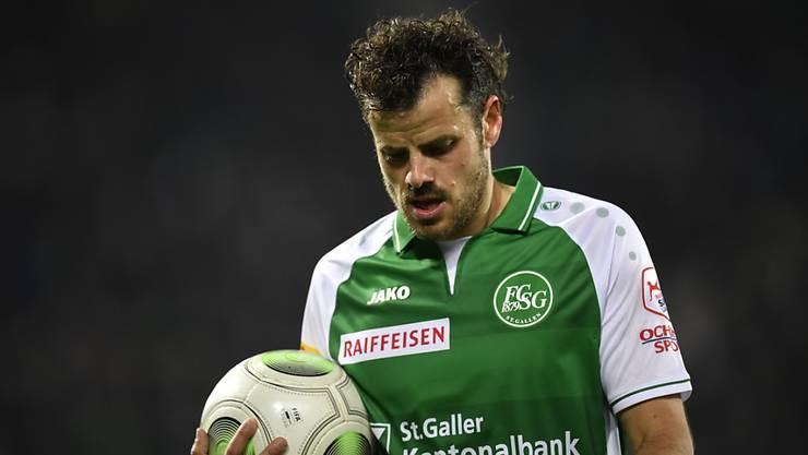 Ob in St. Gallen oder im Ausland - Tranquillo Barnetta war immer er ein ehrlicher Fussballer