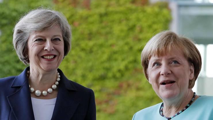 Angela Merkel und Theresa May haben es bis ganz nach oben geschafft. Sie sind nicht die einzigen Frauen.