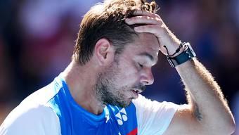 Stan Wawrinka muss auf die Teilnahme am ATP-Turnier in Montpellier verzichten