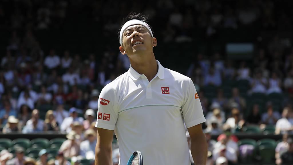Kei Nishikori muss auf das Australian Open verzichten