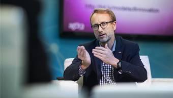 Guido Jouret, Digitalchef des Technologiekonzerns ABB. Getty Images