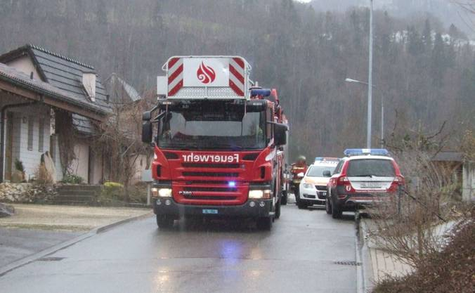 Brand in Reigoldswil (1)