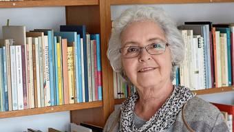 «Gedichte dürfen nicht zu erzählend oder gar erklärend sein», findet Brigitte Fuchs.