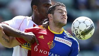Raul Bobadilla erzielte das Siegtor zum Uhrencuperfolg in Grenchen.