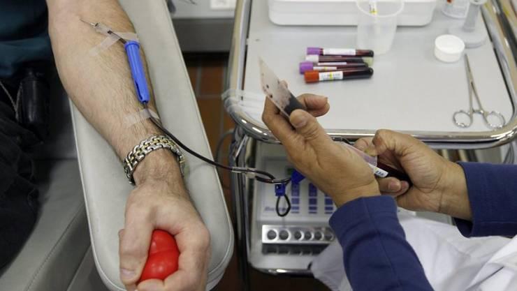 Das SRK liefert Blut von Schweizer Spendern an Griechenland. Behandelt werden Menschen mit der vor allem am Mittelmeer vorkommenden Erbkrankheit Thalassämie (Symbolbild).
