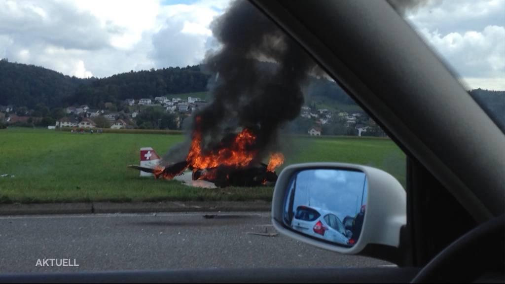 Ursache geklärt: Unfallbericht Flugzeugabsturz von Muhen