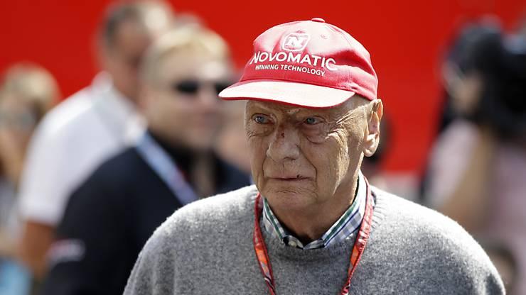Niki Lauda wurde 70 Jahre alt.
