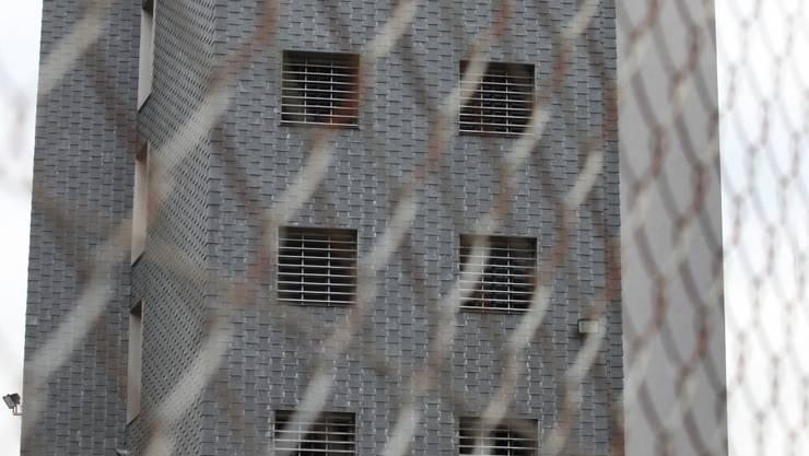Untersuchungsgefängnis Olten: Das Haftgericht muss entscheiden, ob die beiden Raser Ende Woche entlassen werden.