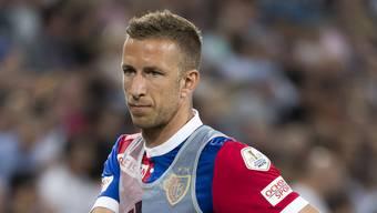 Ex-FCB-Stürmer Marc Janko steht kurz vor einem Wechsel zum FC Lugano.