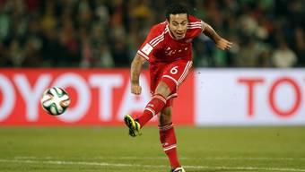 Matchwinner für die Bayern: Thiago