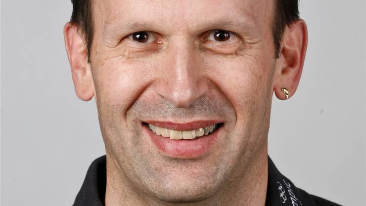 Physiotherapeut Daniel Troxler bleibt gerne im Hintergrund.