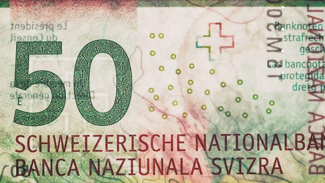 50-Franken-Note: Die faszinierenden Merkmale