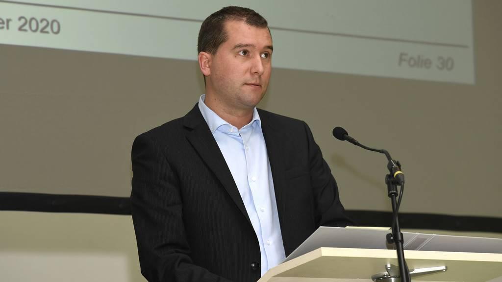 Staatsanwaltschaft ermittelt gegen Mellinger SVP-Politiker Roger Fessler