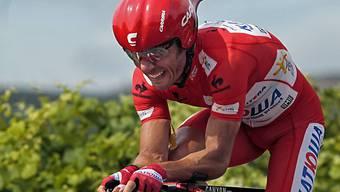 Dritter Etappensieg für Joaquim Rodriguez.