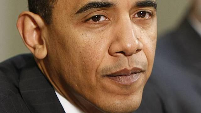 Obama erfreut über die Befreiung