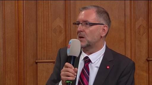 FDP-Portmann vs. SP-Badran: Bundesräte abwählen oder nicht?