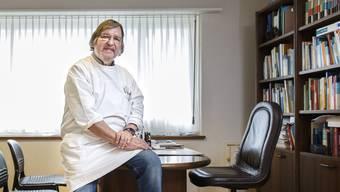 Eine «Traumlösung» für die Nachfolge gefunden: Hausarzt Reto Dicht.