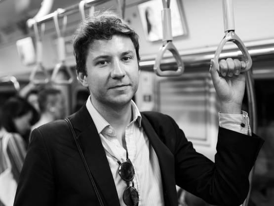 Fabian Kretschmer, China-Korrespondent