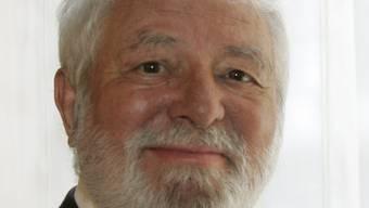 Der deutsche Gourmet-Kritiker Wolfram Siebeck ist im Alter von 87 Jahren gestorben. (Archiv)