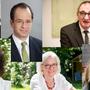 Viele prominente Basler Gesichter - überraschende Wahlresultate.