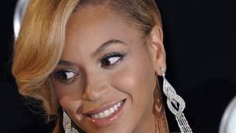 Will ihren Fingerabdruck auf der Welt hinterlassen: Beyoncé (Archiv)