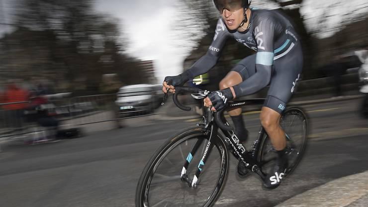 Michal Kwiatkowski gewinnt im Sprint (Archivbild)