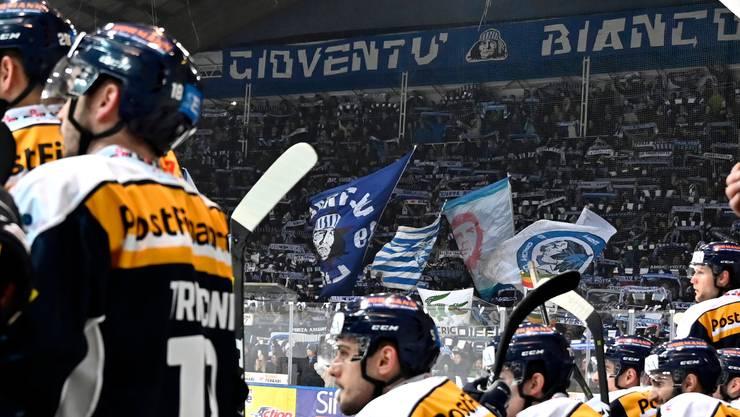 Ambri-Piotta und seine Fans werden auch in diesem Jahr den Spengler-Cup bereichern.