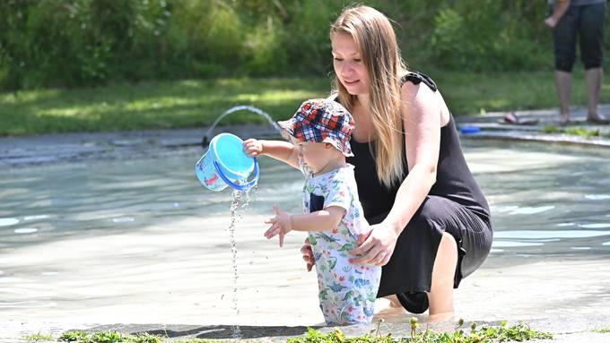 Hitzewelle Sommer Hitze Region Olten - Mittwoch 26-06-2019