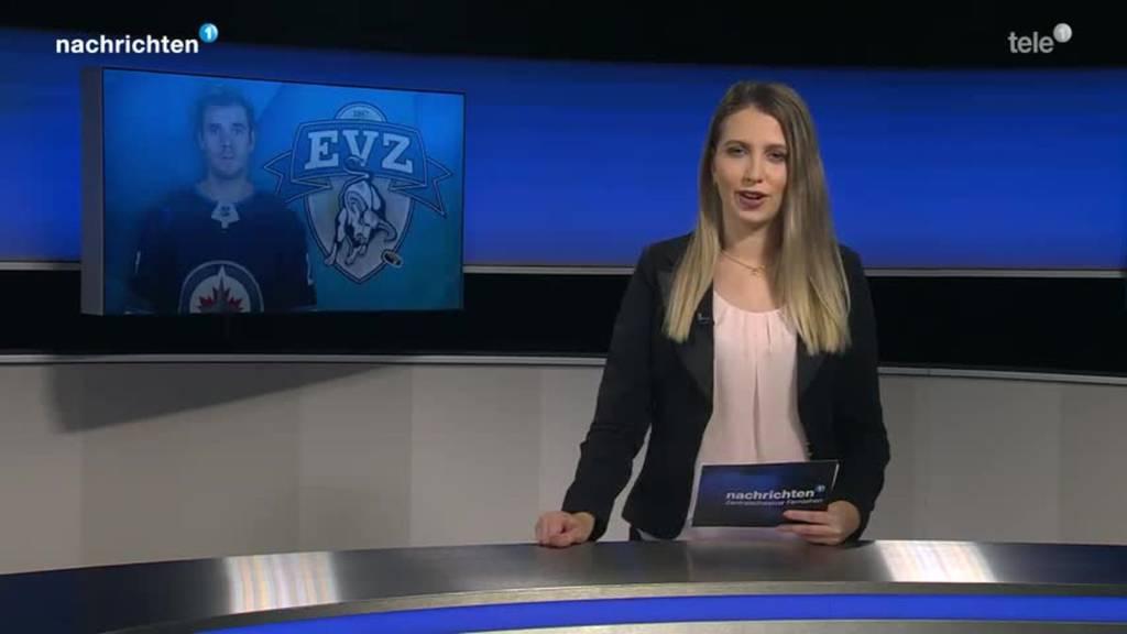 EVZ verpflichtet Nick Shore