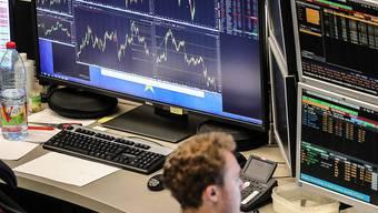 An den Aktienmärkten setzt sich der Erholungskurs nach dem schweren Absturz von Ende 2018 wieder fort. (Archivbild)