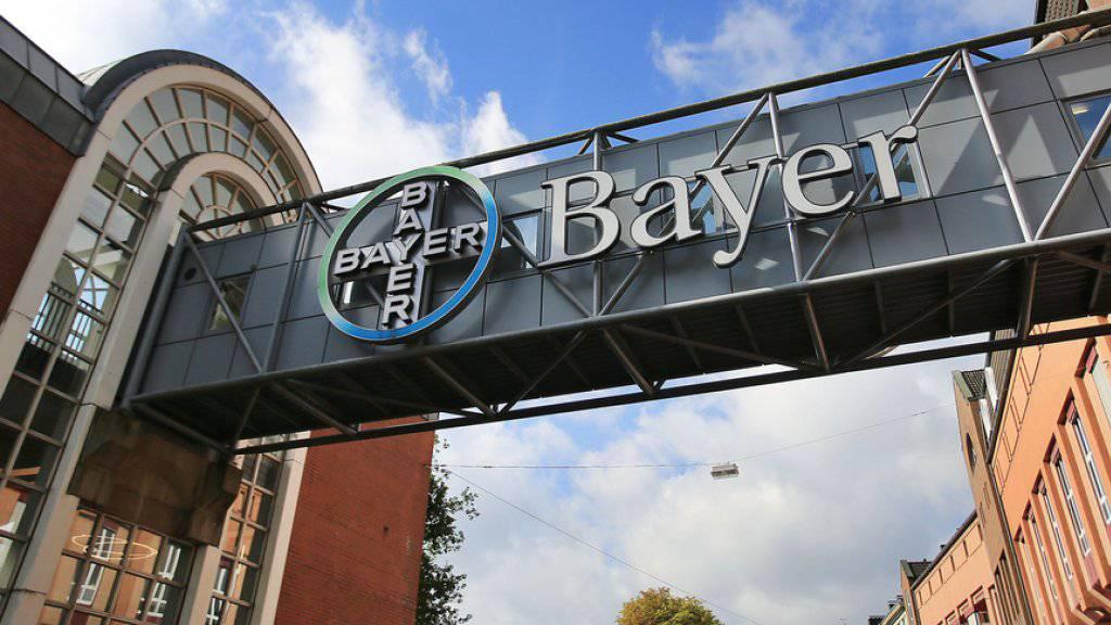 Milliarden-Deal wegen Monsanto: Bayer verkauft Geschäftsteile an BASF. (Archiv)