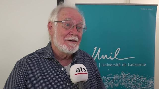 Chemie-Nobelpreis: Jacques Dubochet im Video-Interview