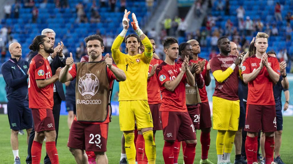 EM 2020 - Schweiz Fussball