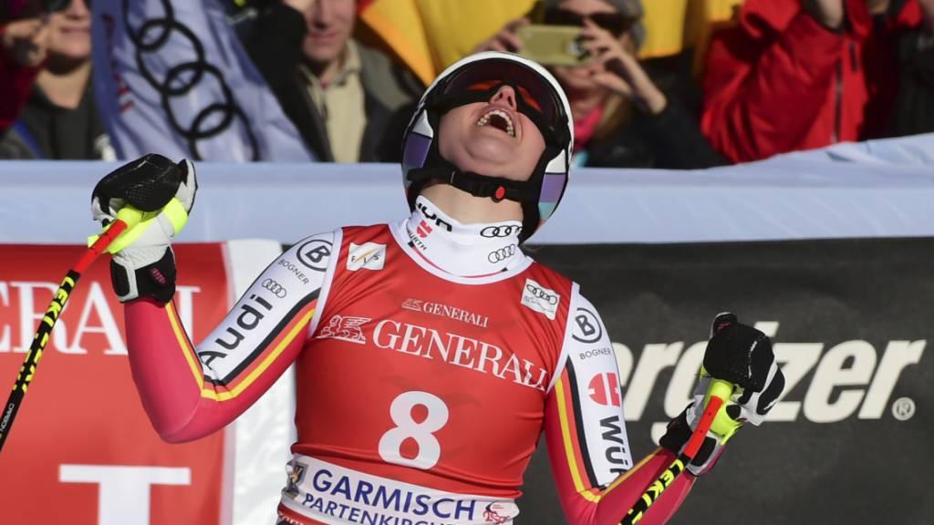 Vorzeitiges Saisonende für Rebensburg und Goggia