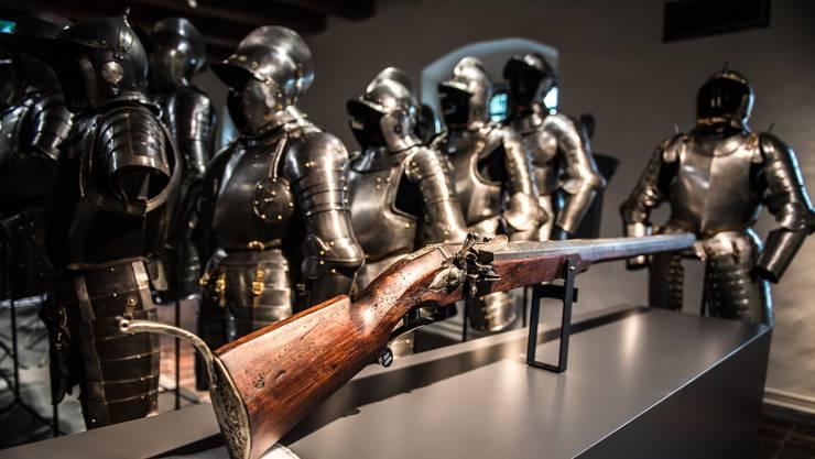 Die Sammlung des Museums Altes Zeughaus gibts online zu sehen. (Archiv)