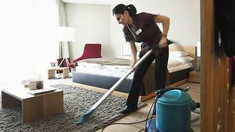 Hausangestellte erhalten einen neuen Mindestlohn