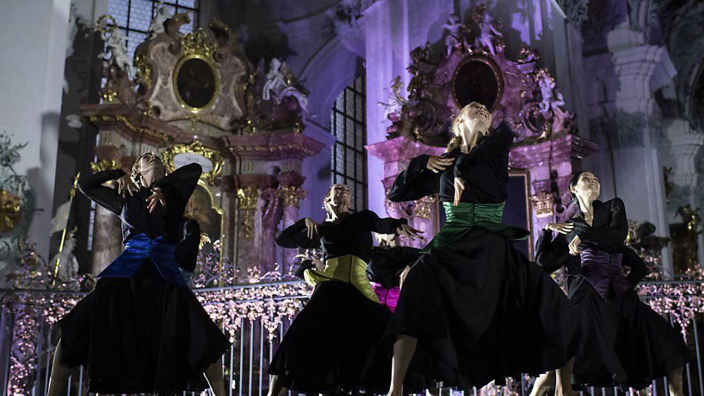 Getanzte Sehnsucht in der St. Galler Kathedrale