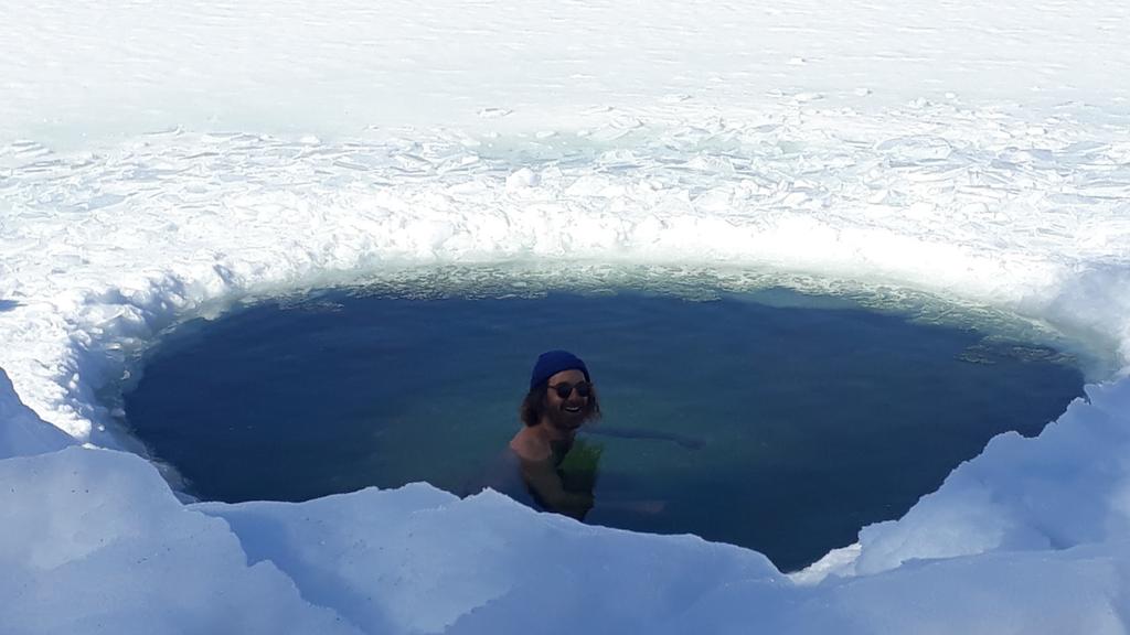 In dieser Badi kannst du im Winter schwimmen gehen