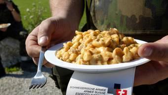 Der Bundesrat will nicht, dass Veganer und Veganerinnen vom Militärdienst ausgeschlossen werden. Jeder Fall soll einzeln geprüft werden. (Symbolbild)