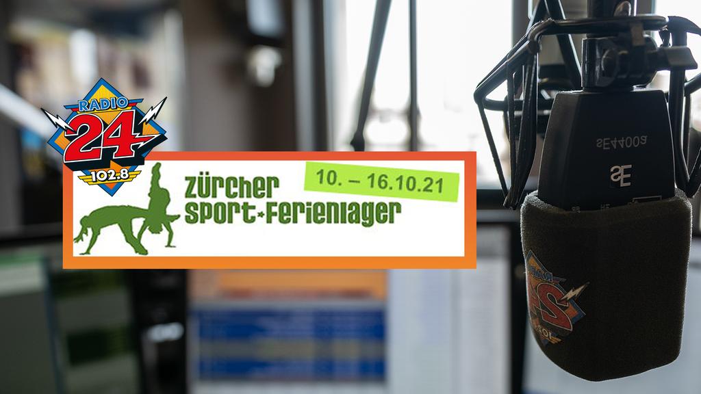 Sportferienlager 24: Jugendliche lernen Radio machen