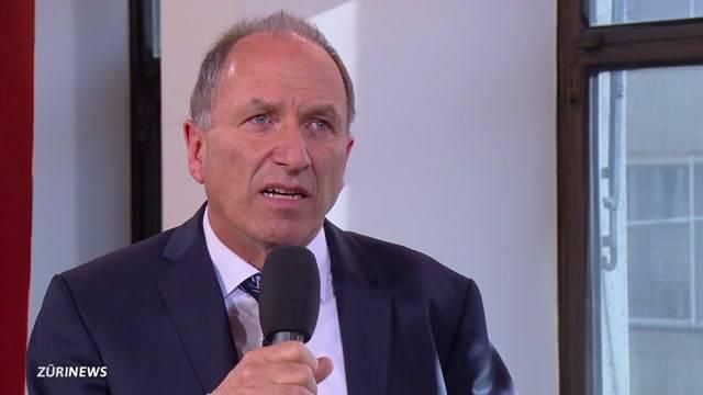 Verlierer des Wahlsonntags: Wie vor vier Jahren Hans Hollenstein hiess es am Sonntag Aus für den Grüne-Politiker Martin Graf. Gründe dafür liegen auch im schwachen Abschneiden seiner Partei.