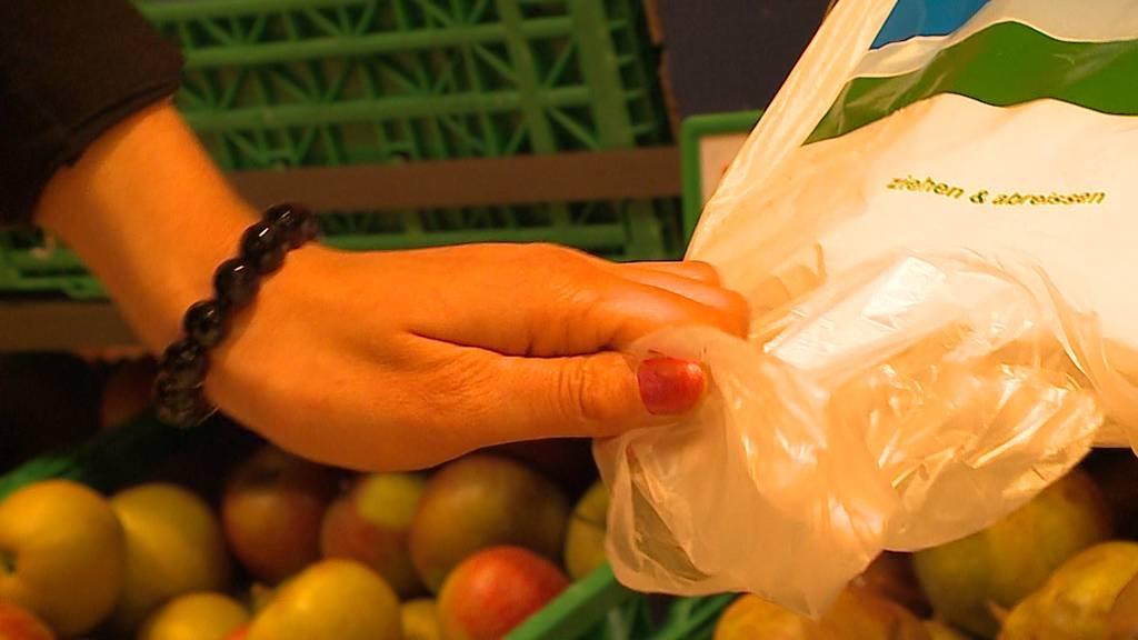 """Greenpeace will auch """"Gemüsesäckli"""" verbieten"""