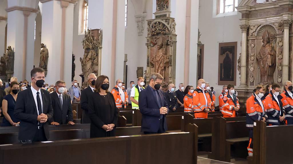 Ein Angriff ohne Vorwarnung - und Würzburg bleibt verstört zurück