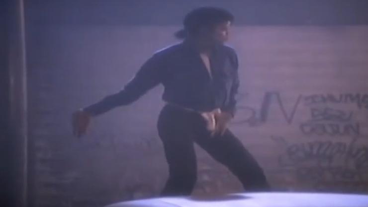 Michael Jackson ist verstummt in «The Way You Make Me Feel».