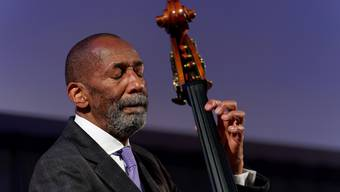 Ron Carter am Offbeat Festival in Basel.