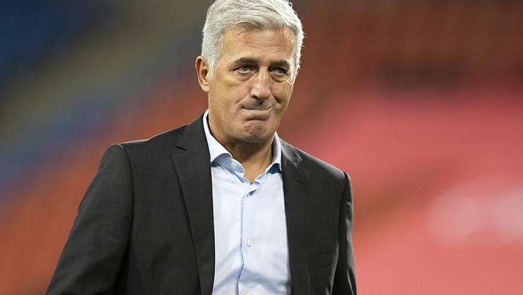 Das Team von Vladimir Petkovic ist im FIFA-Ranking zurückgefallen
