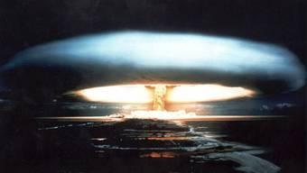 Der blanke Horror: Sollte Al-Kaida eine Kernwaffe in die Hände fallen, droht der Welt ein Atomschlag.